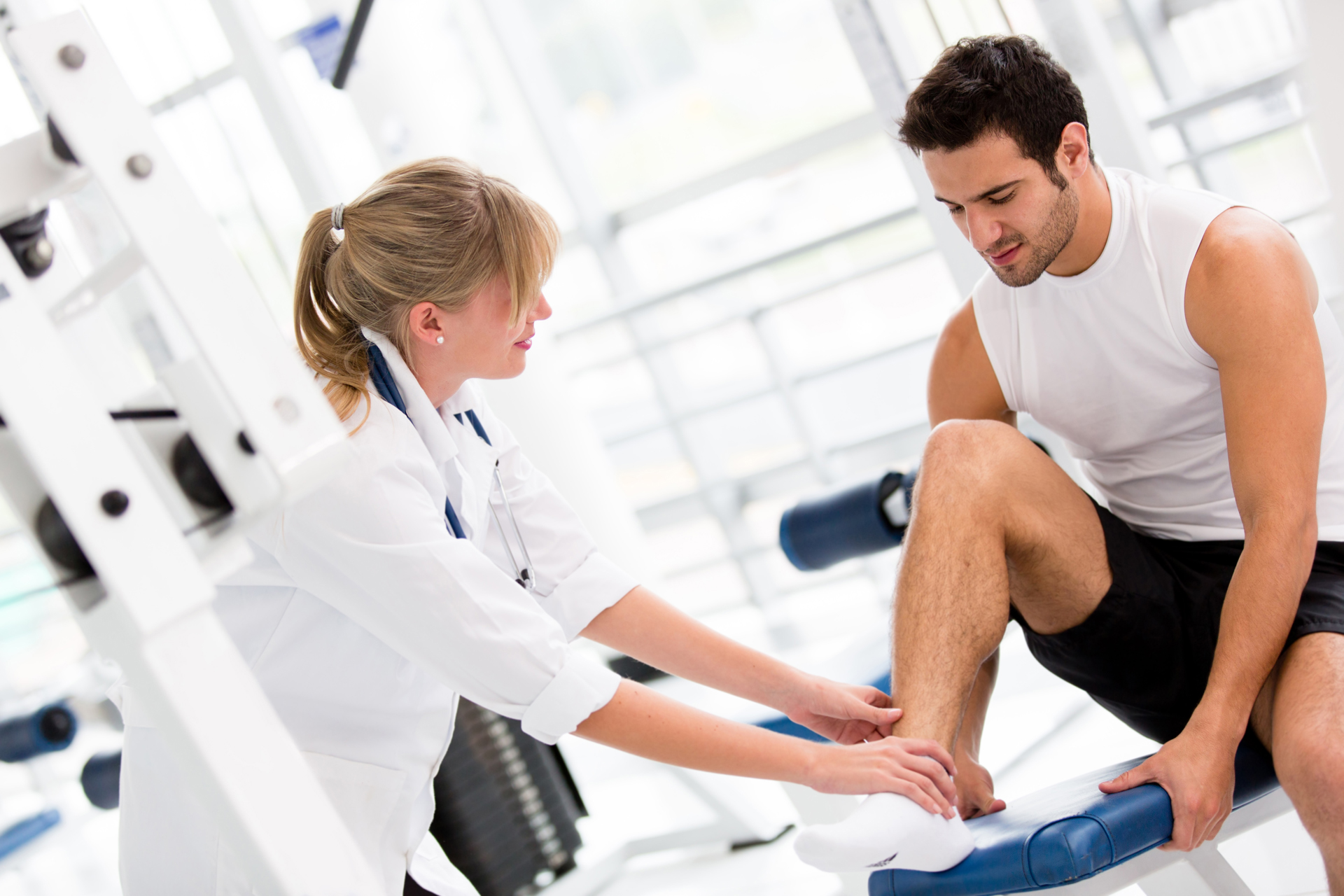 Physiotherapy for Sports Injuries