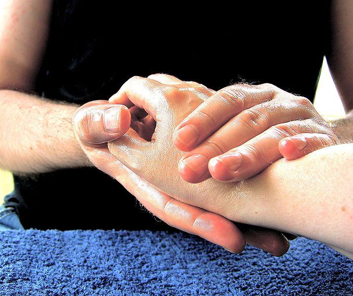 Massage points