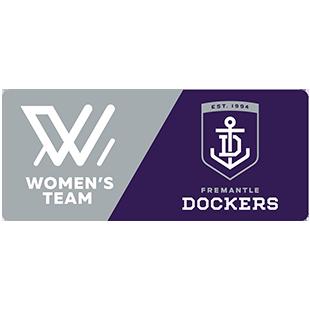 Inaugural Fremantle Dockers AFL Women's Team